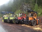 Unsere MB-Tracs...